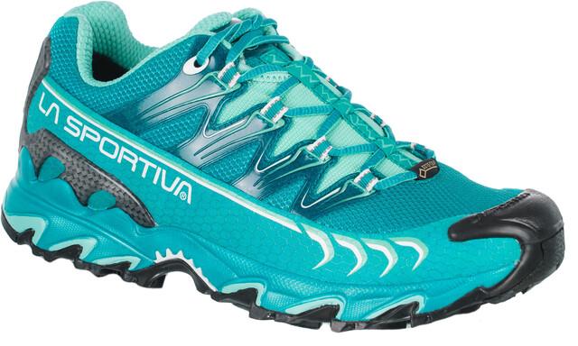 La Sportiva Ultra Raptor GTX Juoksukengät Naiset, emeraldmint